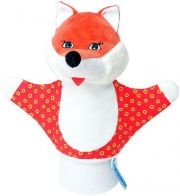 Кукла на руку Мякиши Лисичка 121 цены