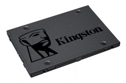 "Твердотельный накопитель SSD 2.5"" 480 Gb Kingston A400 SA400S37/480G Read 500Mb/s Write 450Mb/s TLC"