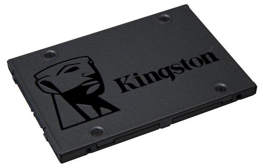 Твердотельный накопитель SSD 2.5 240Gb Kingston SSDNow A400 Read 500Mb/s Write 350Mb/s SATAIII SA400S37/240G cuccio 240g