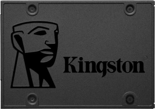 Твердотельный накопитель SSD 2.5 120Gb Kingston SSDNow A400 Read 500Mb/s Write 320Mb/s SATAIII SA400S37/120G жесткий диск 120gb kingston a400 sa400s37 120g