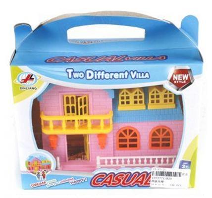 Дом для кукол Shantou Gepai 631468 B20 игрушка shantou gepai домик 632804