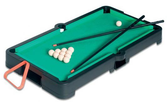 Настольная игра спортивная Огонек Бильярд С-534 101297 игра настольная бильярд 28х44см