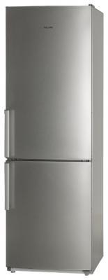Холодильник Атлант ХМ 6321-181 серебристый атлант хм 6321 101