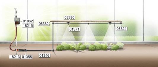 Мастер-блок Gardena 1000 01355-20.000.00 станок деревообрабатывающий мастер универсал 2500e 2 5квт эл блок