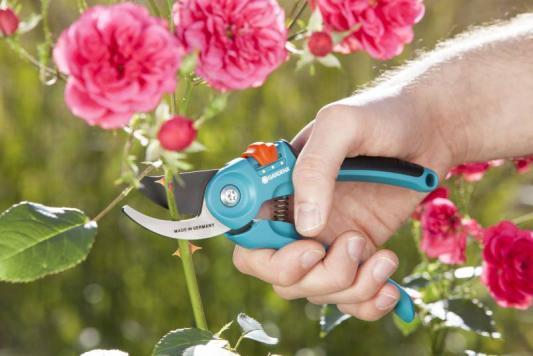 Секатор контактный Gardena B/S-M черный/синий 08853-30.000.00 s 720