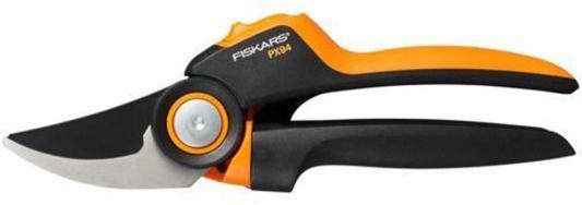 Сучкорез плоскостной Fiskars PowerGear PX94 большой черный/оранжевый 1023628