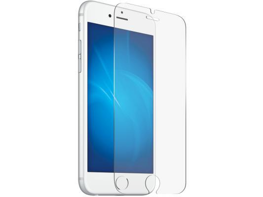 Защитное стекло прозрачная DF iSteel-14 для iPhone 7 Plus 0.33 мм аксессуар закаленное стекло df isteel 06 для iphone 6