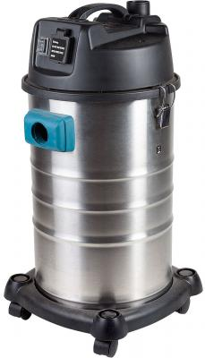 Промышленный пылесос BORT BSS-1230 сухая влажная уборка серебристый