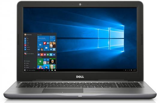 Ноутбук DELL Inspiron 5567 15.6 1366x768 Intel Core i3-6006U 5567-7881 ноутбук dell inspiron 5567 5567 1998 5567 1998