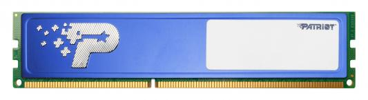 Оперативная память 4Gb PC4-19200 2400MHz DDR4 DIMM Patriot PSD44G240082H модуль памяти patriot memory ddr4 so dimm 2400mhz pc4 19200 cl17 4gb psd44g240041s