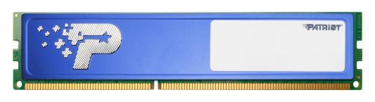 Оперативная память 4Gb PC4-19200 2400MHz DDR4 DIMM Patriot PSD44G240082H цена и фото