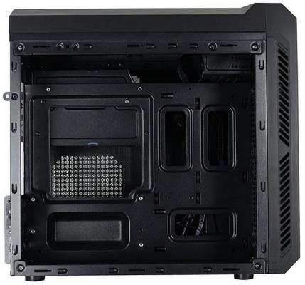 Корпус microATX ANTEC P50 Window Без БП чёрный 0-761345-81051-7 от 123.ru