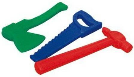Игровой набор Совтехстром Столярный 3 предмета в ассортименте hasbro play doh игровой набор из 3 цветов цвета в ассортименте с 2 лет