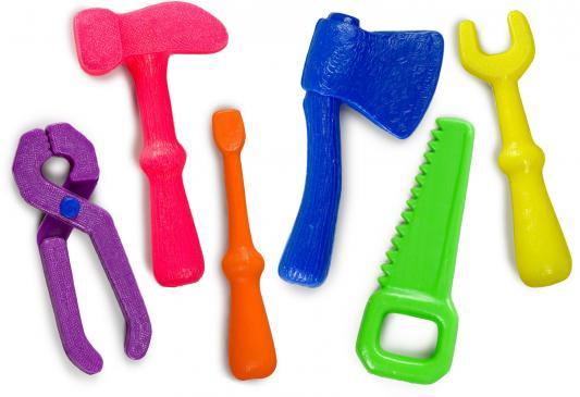 Набор инструментов Русский Стиль Маленький мастер 9062 6 предметов в ассортименте