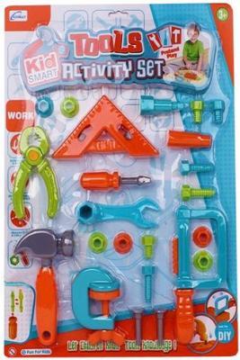 Набор инструментов Shantou Gepai 24 предмета  KM-139A головоломка shantou gepai змейка логическая 086 24