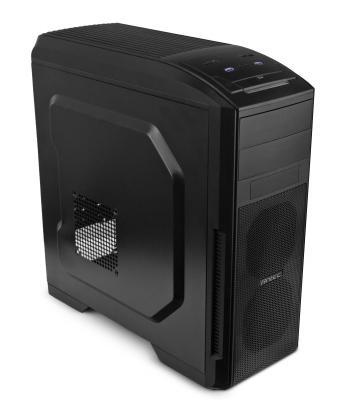 Корпус ATX ANTEC GX500 Без БП чёрный 0-761345-15500-7 бп atx 500 вт deepcool da500 m