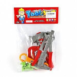 Игровой набор Shantou Gepai Набор инструментов 9 предметов игровой набор shantou gepai веселый плотник 10019abc