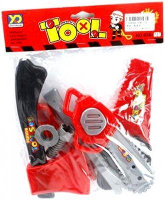 Набор инструментов Shantou Gepai 638-15A 5 предметов игрушечные инструменты shantou gepai набор инструментов маленький мастер