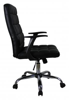 Купить Кресло руководителя College BX-3619 экокожа черный