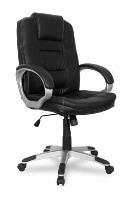 Купить Кресло руководителя College BX-3552 экокожа черный