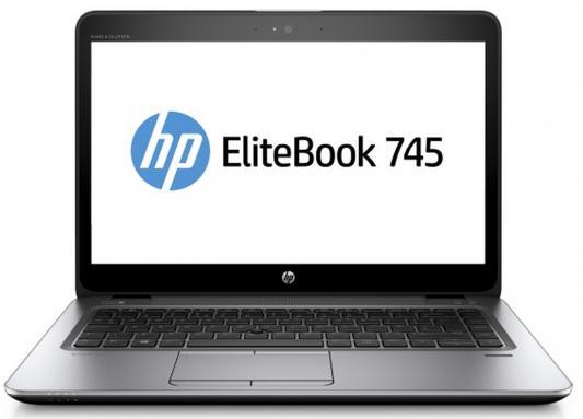 Ноутбук HP EliteBook 745 G4 14 2560x1440 AMD A12 Pro-9800B Z2W05EA ноутбук hp elitebook 745 g3 14 1366x768