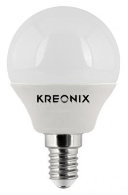 Лампа светодиодная E14 5W 3000K шар матовый STD-G45-5W-E14-FR/WW 7553