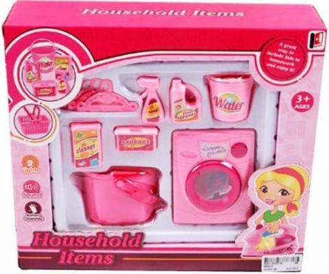 Стиральная машина Shantou Gepai Household Items с аксессуарами 6604-5