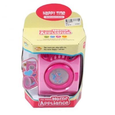 Стиральная машина Shantou Gepai Happy Time со звуком и светом 6601-1 happy baby happy baby развивающая игрушка руль rudder со светом и звуком