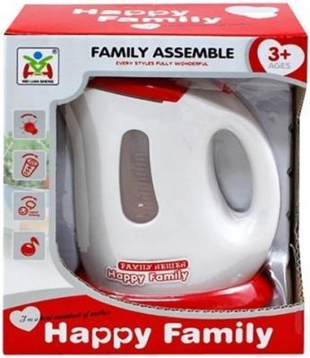 Чайник Shantou Gepai Счастливая семья со звуком и светом LS820K24 чайник shantou gepai моя маленькая кухня со звуком и светом 8002