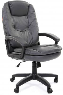 Кресло Chairman 668 LT серый 7011068