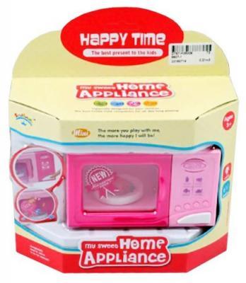 Микроволновая печь Shantou Gepai Happy Time со звуком и светом 6607-1
