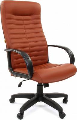 Кресло Chairman 480 LT коричнеый 7000849