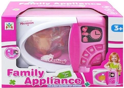 Микроволновая печь Shantou Gepai Family Appliance со светом LS820G18