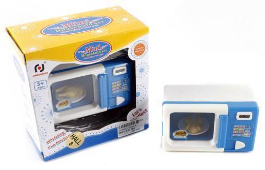 Микроволновая печь Shantou Gepai 3521-8 со светом shantou gepai игрушка пластм печь микроволновая с набором продуктов shantou gepai