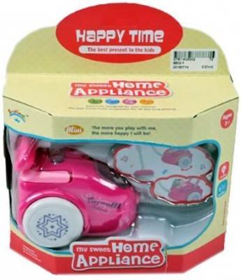 Пылесос Shantou Gepai Happy Time со звуком 6602-1