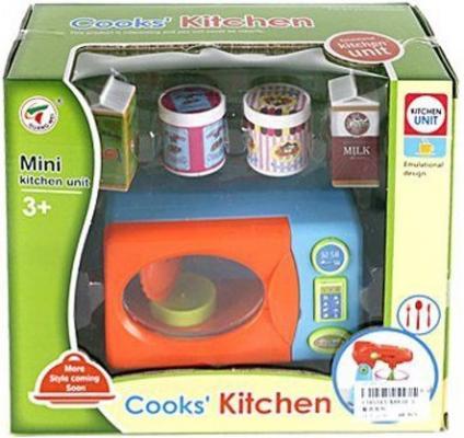 Микроволновая печь Shantou Gepai Cooks Kitchen с набором продуктов K8859-5