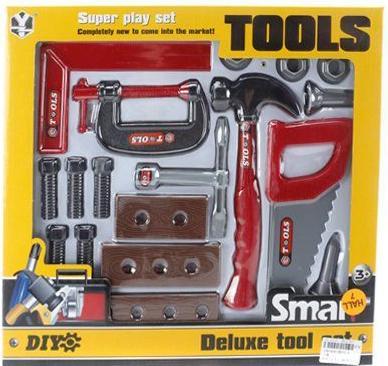 Набор инструментов Shantou Gepai 8 предметов  H611-1