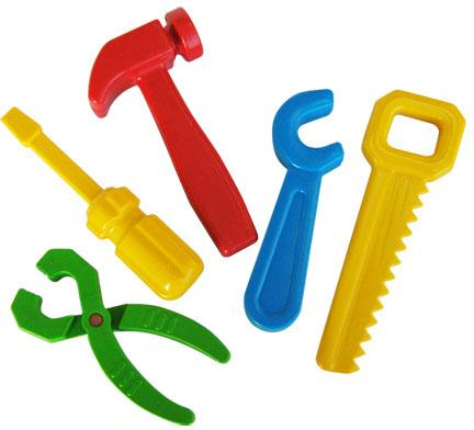 Игровой набор Игрушкин Маленький умелец 22122 5 предметов в ассортименте игровой набор для девочки игрушкин 25523