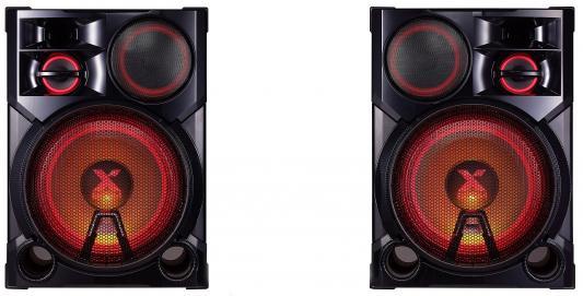 Акустика LG NS9960 для минисистемы CM9960 4800Вт черный пылесос lg vc53202nhtr