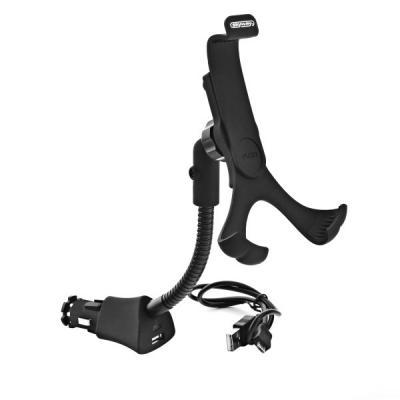Автомобильный держатель SKYWAY HC05/S00301004 для смартфонов шириной 115-190 мм черный