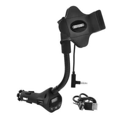 Автомобильный держатель SKYWAY HC29/S00301024 для смартфонов шириной 58-85 мм черный