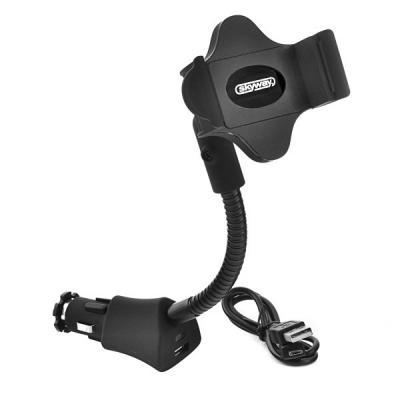 Автомобильный держатель SKYWAY HC35/S00301006 для смартфонов шириной 58-85 мм черный