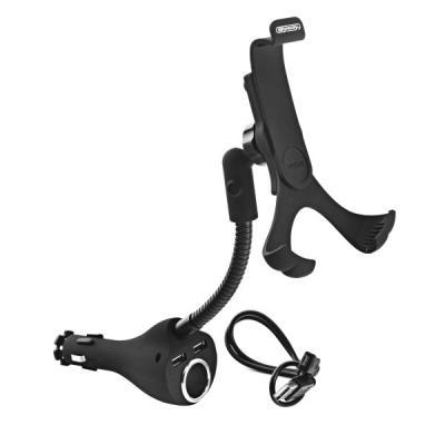 Автомобильный держатель SKYWAY HC44/S00301007 для смартфонов шириной 45-75 мм черный