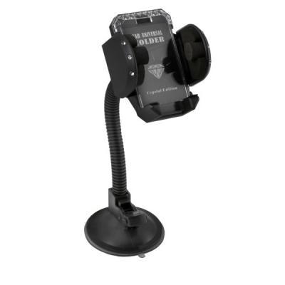 Автомобильный держатель SKYWAY S00301016 для смартфонов шириной 45-85 мм черный