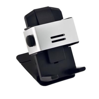 Автомобильный держатель SKYWAY SW-1101/S00301010 для смартфонов шириной 40-60 мм серебристый