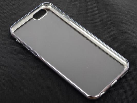 Силиконовый чехол с рамкой для iPhone 6/6S DF iCase-02