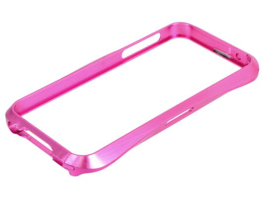 Бампер LP Cleave для iPhone 5 iPhone 5S розовый CD125890 partners lp cd