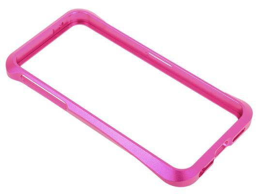 "Бампер для iPhone 5/5S ""CLEAVE"" металл/раздвижной (розовый) CD125953"