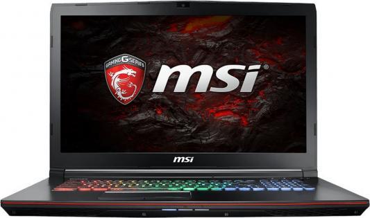 """все цены на  Ноутбук MSI GE72MVR 7RG-016XRU Apache Pro 17.3"""" 1920x1080 Intel Core i7-7700HQ 9S7-179C11-016  онлайн"""