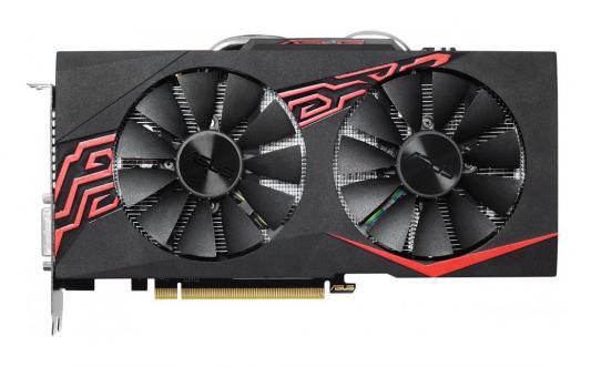Видеокарта ASUS GeForce GTX 1060 EX-GTX1060-O6G PCI-E 6144Mb 192 Bit Retail (EX-GTX1060-O6G)